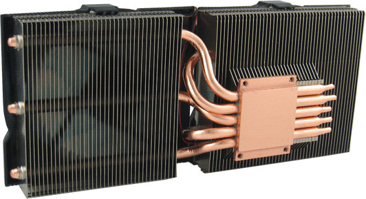 Icy Vision Rev 2 VGA Cooler for High-end AMD and Nvidia