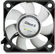 Silent 5, 50mm Quiet Case Fan