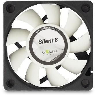 Silent 6 60mm Quiet Case Fan