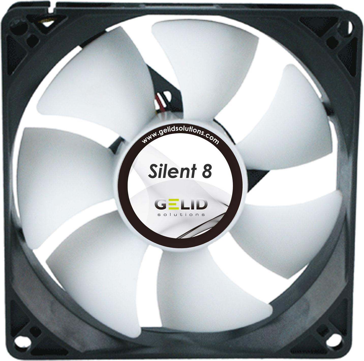 Silent Case Fans