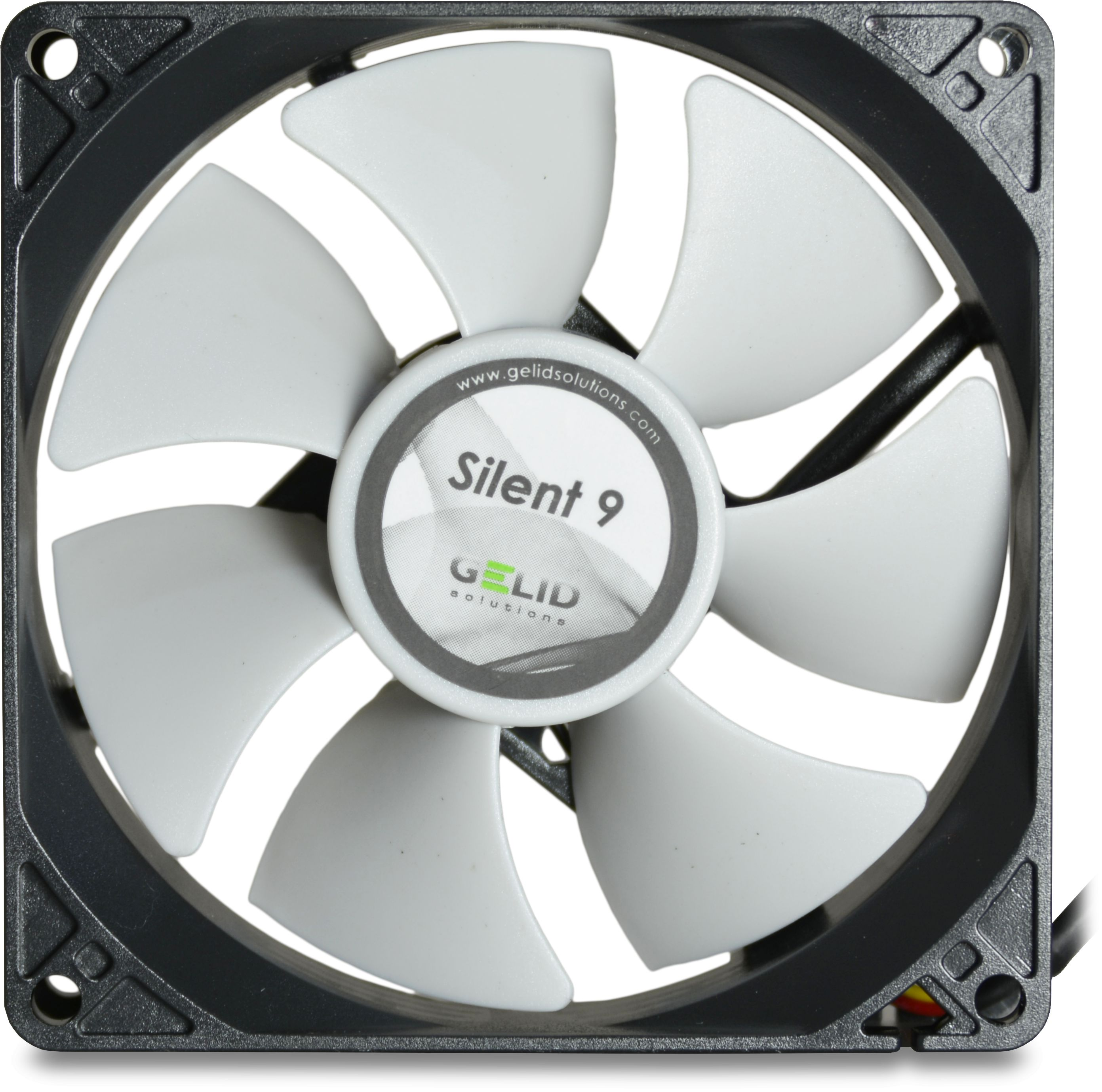 Silent 9 92mm Quiet Case Fan