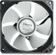 Silent 9, 92mm Quiet Case Fan