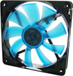 Wing 12 UV Blue 120mm High Performance Case Fan