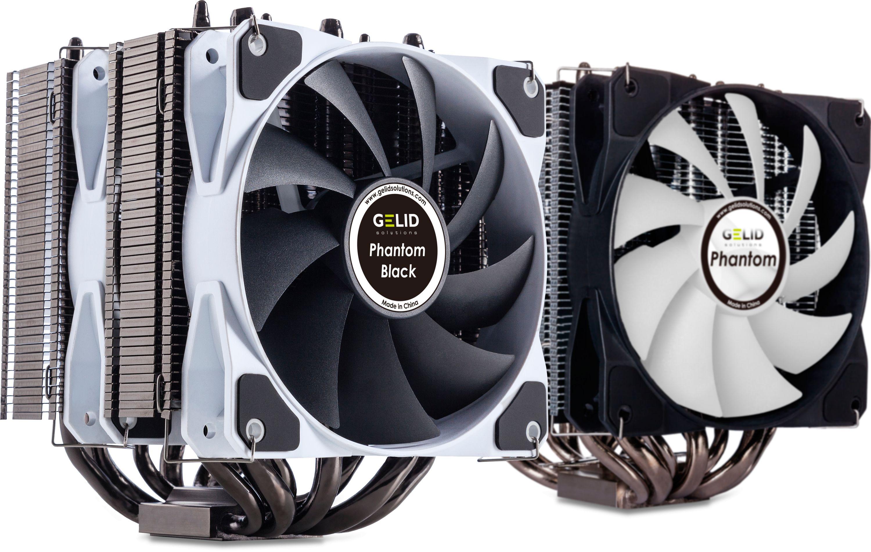 Gelid Phantom Dual Tower Cpu Coolers