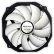 Silent 14 Pro PWM, 140mm Quiet Case Fan
