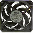 Gentle Typhoon 120mm 3000 RPM Cooling Fan, D1225C12B7AP-29