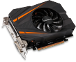 GeForce GTX 1070 Mini ITX OC 8GB GDDR5 Graphic Card