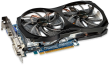 NVIDIA GTX650 Ti Boost OC Windforce Version, GV-N65TBOC-2GD