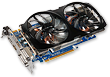 NVIDIA GTX660 Ti OC Windforce Version, GV-N66TOC-2GD