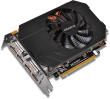 Geforce GTX 970 OC ITX 4GB Graphics Card, GV-N970IXOC-4GD