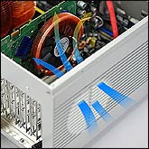 Airflow for VGA cooling