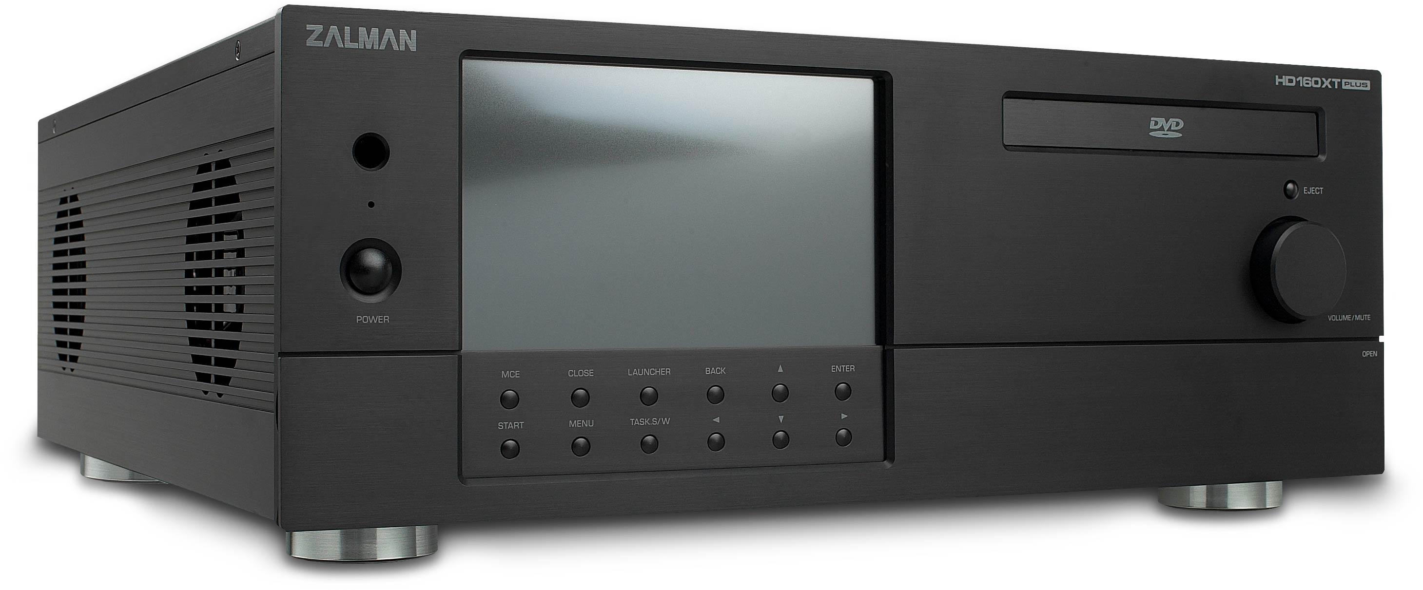 ZALMAN HD160XT DRIVERS WINDOWS XP