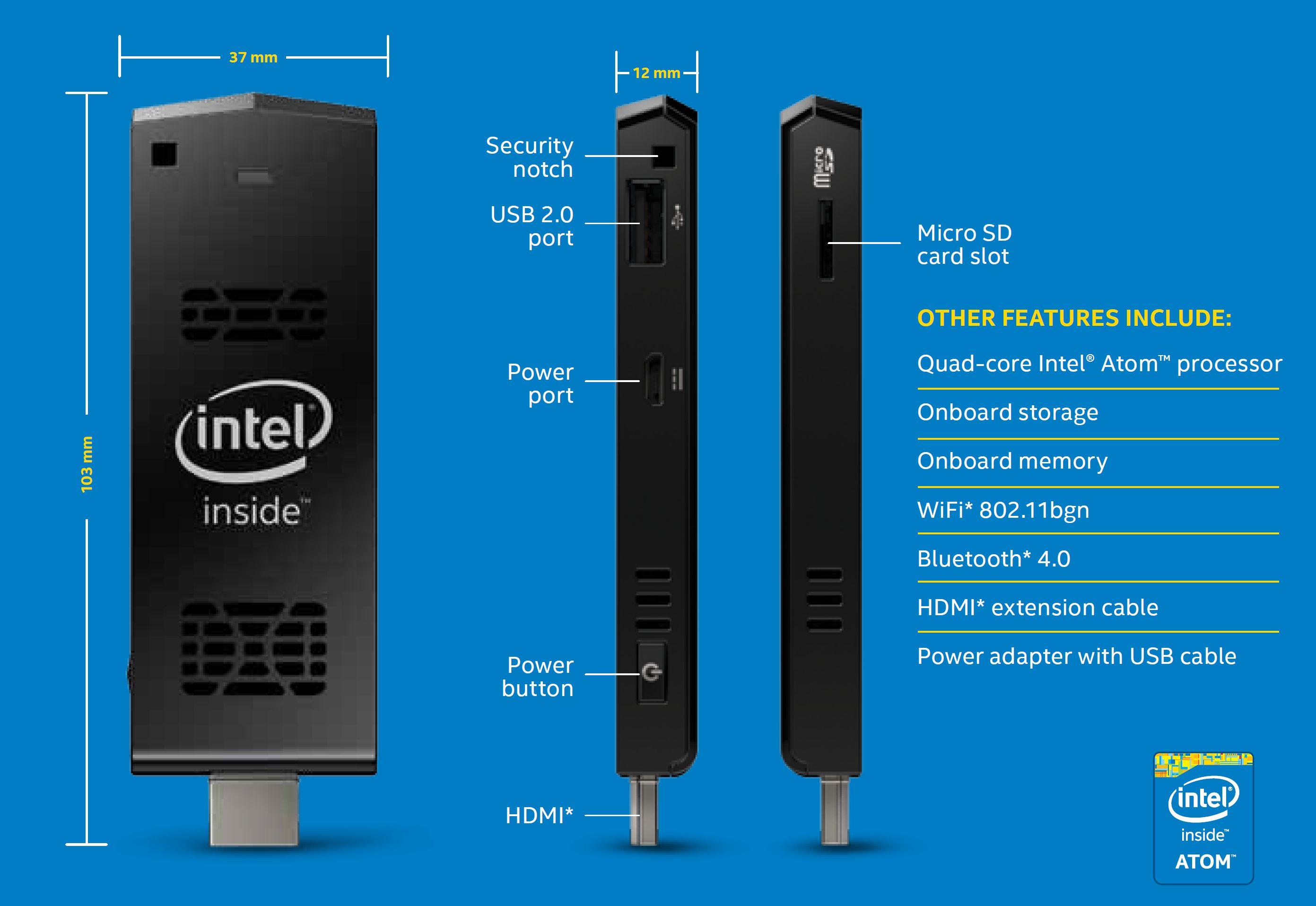 Intel Compute Sticks