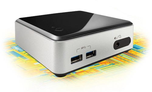 Intel's NUC - the Next Unit of Computing