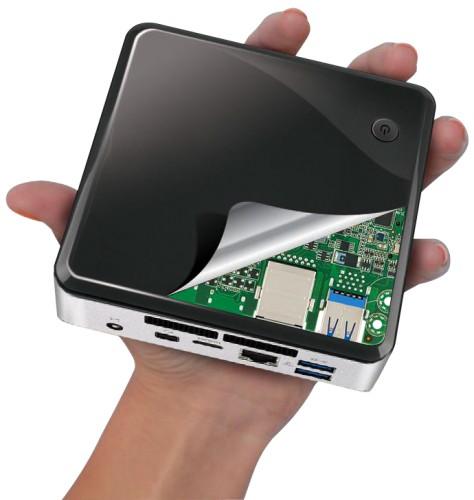 Intel NUC 4th Generation Next Unit of Computing kits