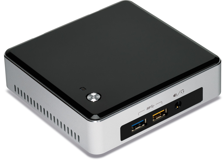 Intel NUC 5th Generation Next Unit of Computing kits