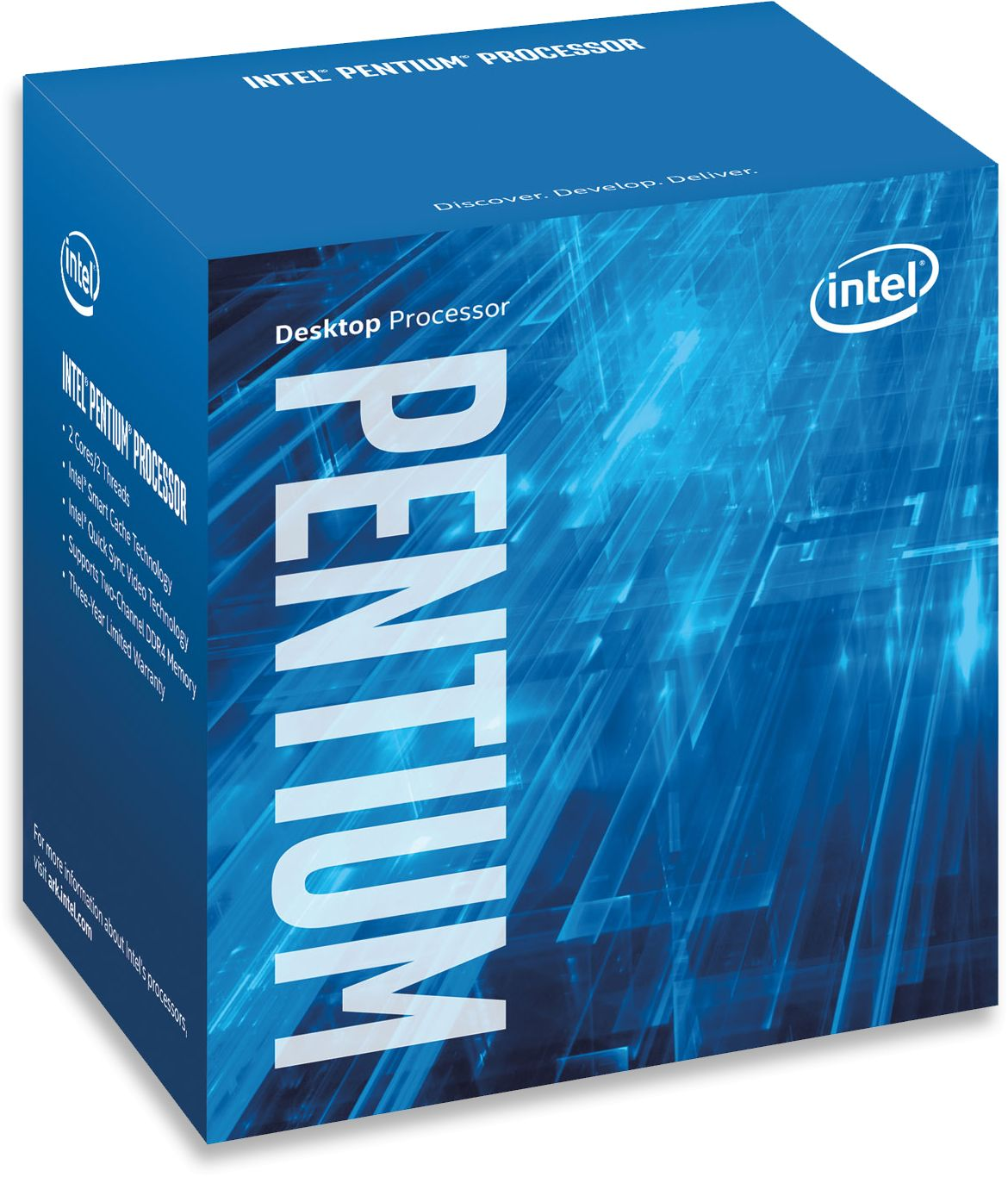 Intel Kaby Lake 7th Generation Pentium Processors
