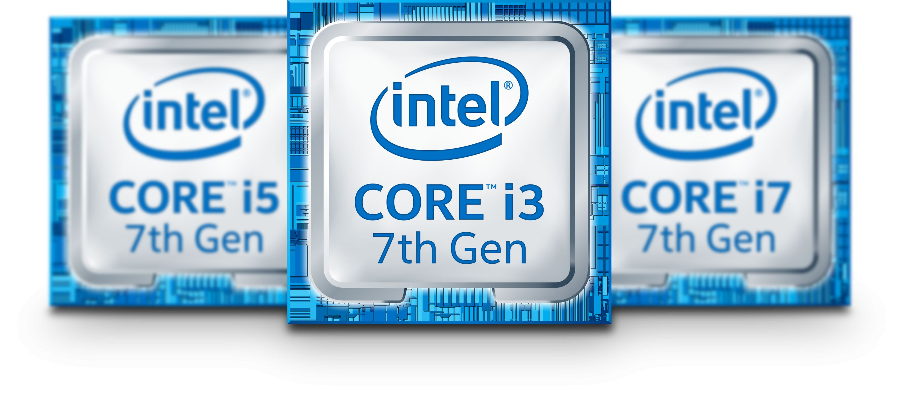 Intel Kaby Lake 7th Generation Core I3 Processors