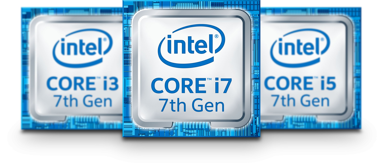 Intel Kaby Lake 7th Generation Core i7 Processors
