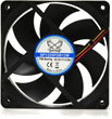 Kama Flow2 120mm 1400 RPM Case Fan, SP1225FDB12M