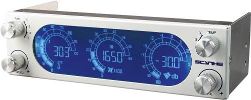 Kama Meter Interchangeable Colour 4 Channel Fan Controller