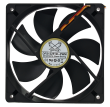 Kama PWM 120mm Case Fan, Black