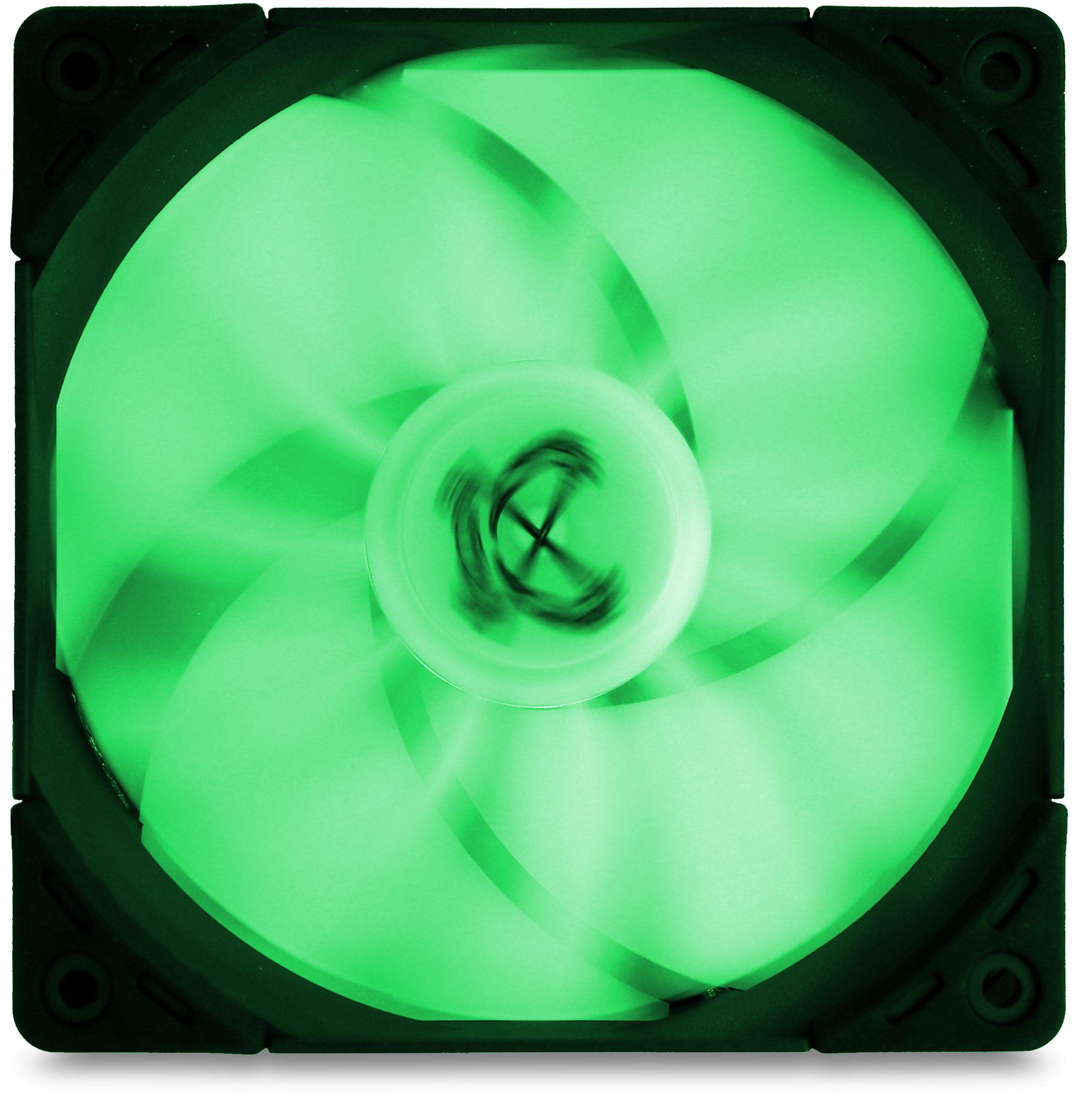 Kaze Flex 120mm PWM RGB 1800 RPM Quiet Case Fan