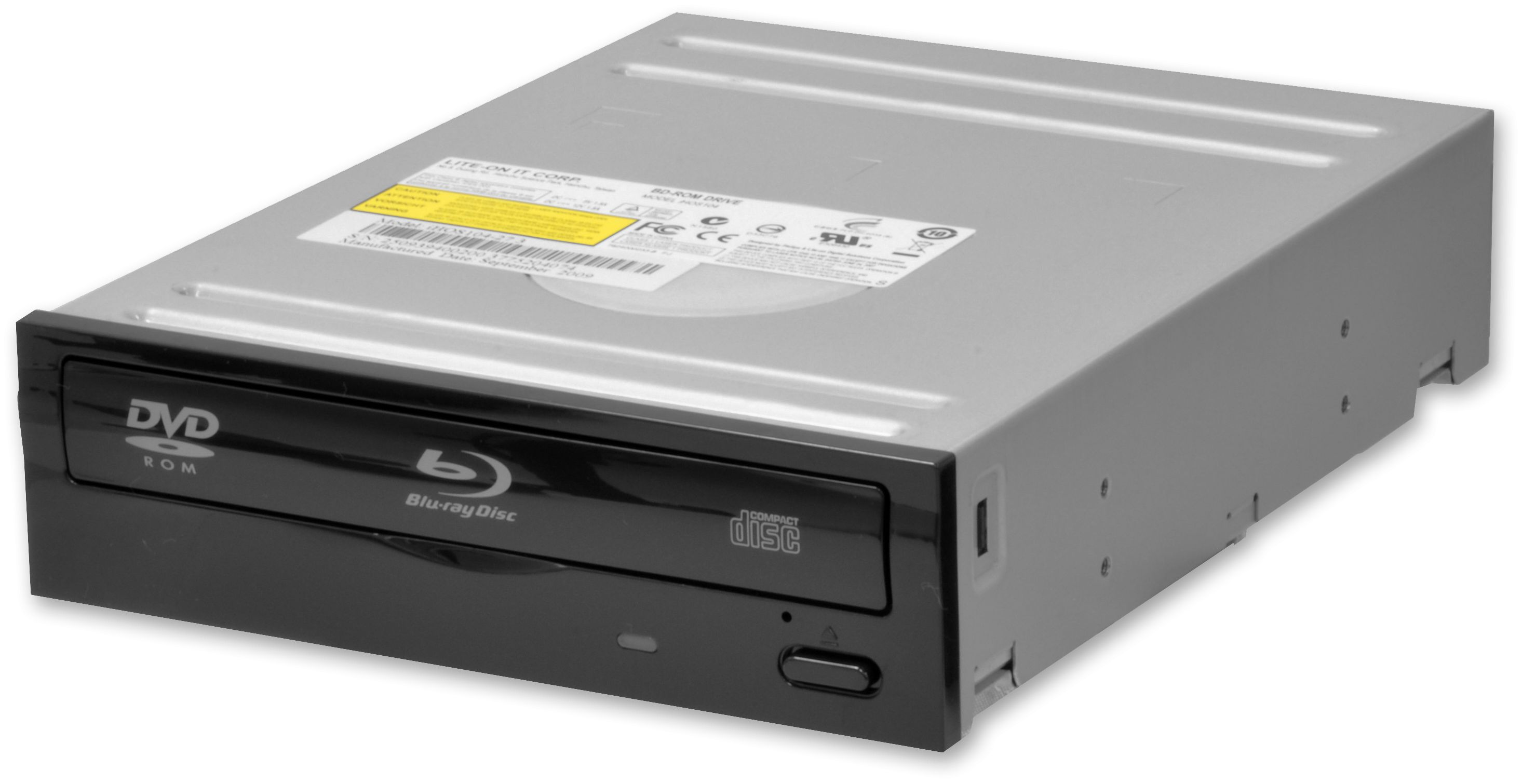 LiteOn iHOS104 8x Blu-Ray, DVD and CD Reader Optical Drive OEM
