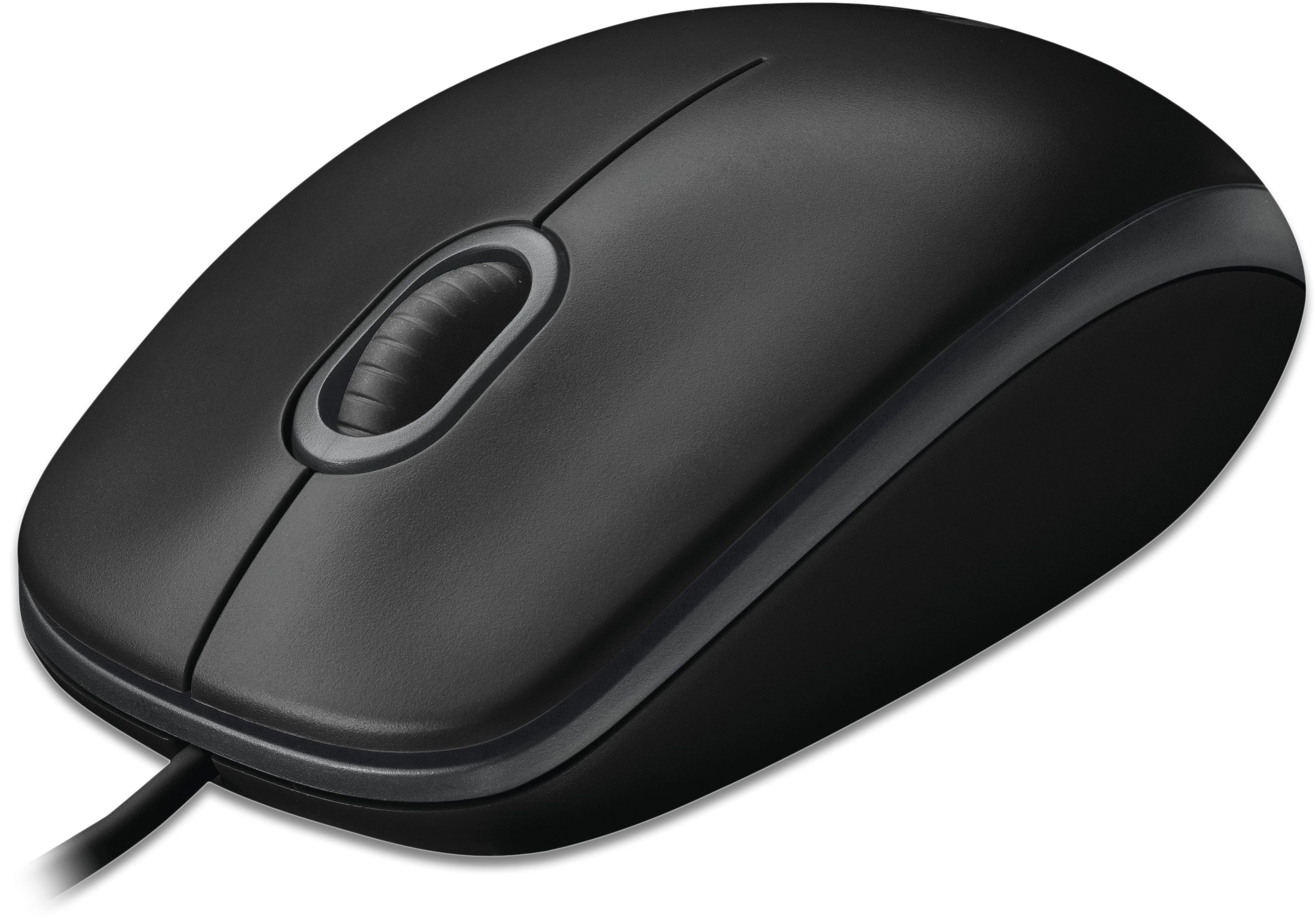 B100 Wired Optical USB Mouse