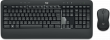 Advanced Wireless Desktop Keyboard and Optical Mouse