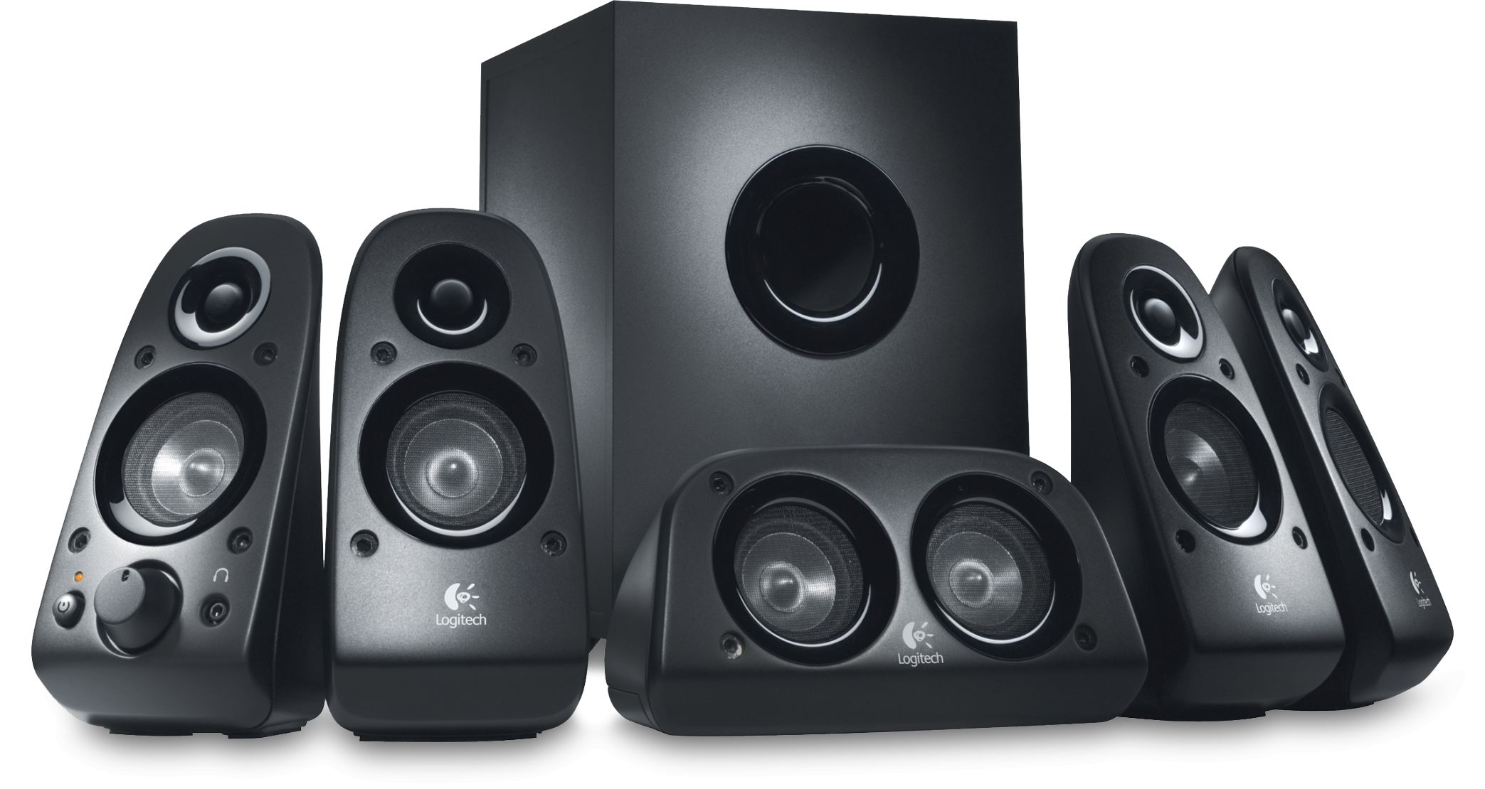 z506 5 1 surround sound speakers. Black Bedroom Furniture Sets. Home Design Ideas
