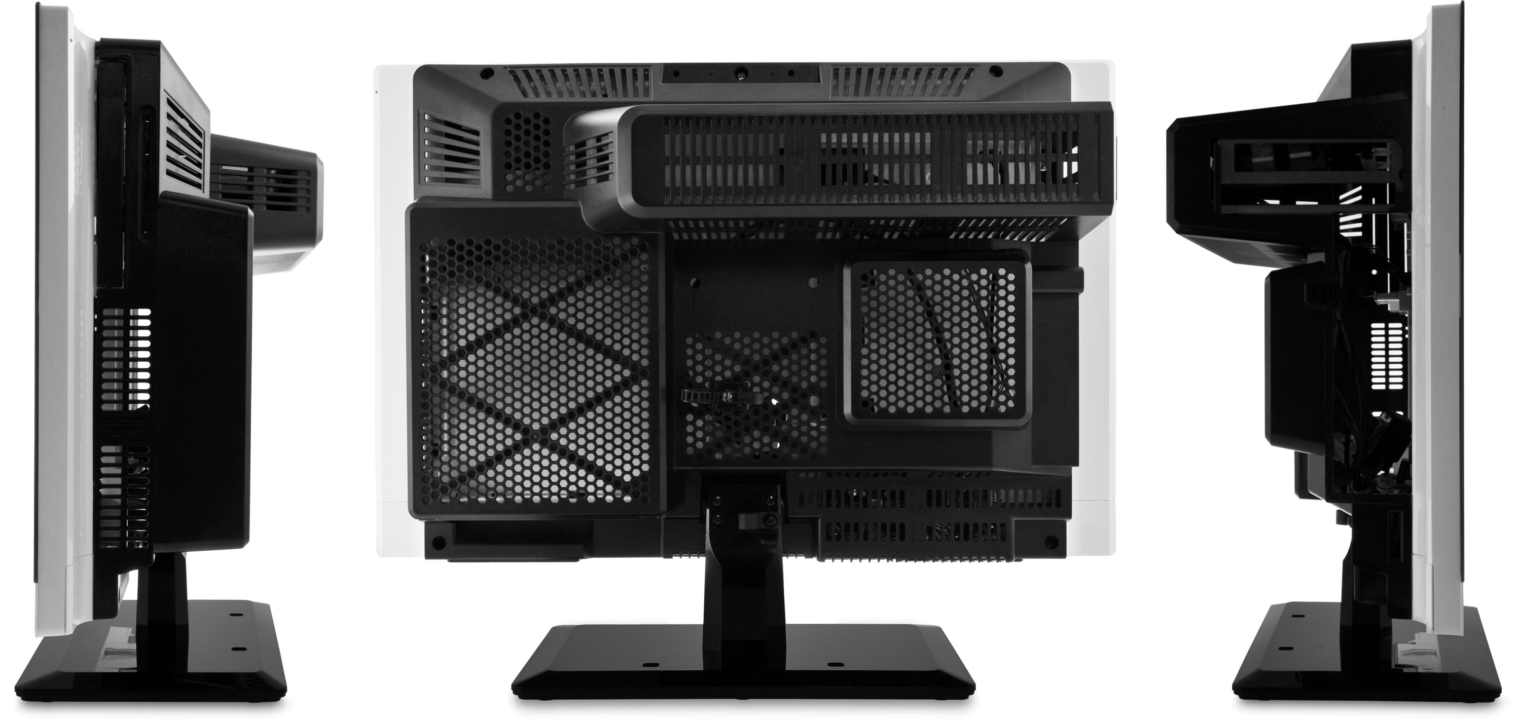 Mono All In One Aio 21in Monitor Pc Chassis