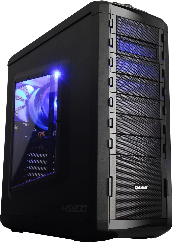 Ms800 Plus Computer Case