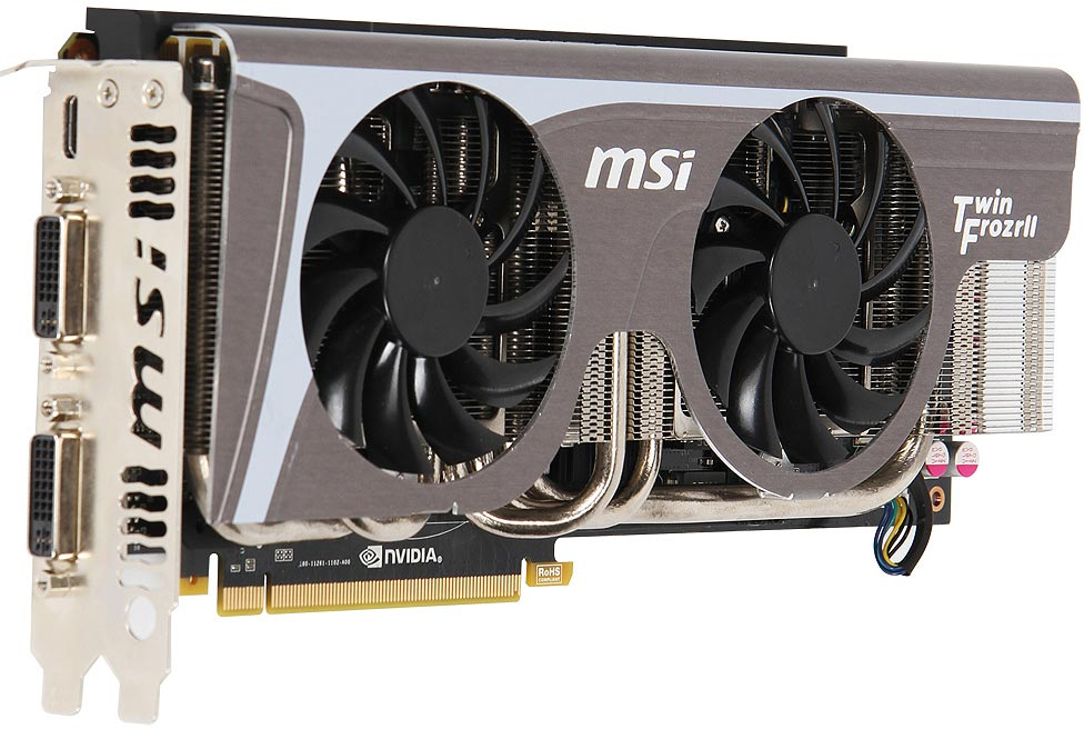 MSI GeForce GTX 680 Twin Frozr III vs Nvidia GeForce …