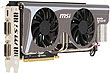 NVIDIA N580GTX Twin Frozr II OC 1536MB Graphics Card PCIE