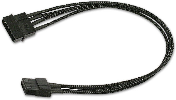 4-Pin Molex extension cable