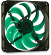 Deep Silence 140mm PWM Ultra-Quiet PC Fan, 700-1400 RPM