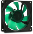 Deep Silence 92mm PWM Ultra-Quiet PC Fan, 400-1400 RPM