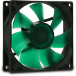 Deep Silence 92mm Ultra-Quiet PC Fan, 1400 RPM