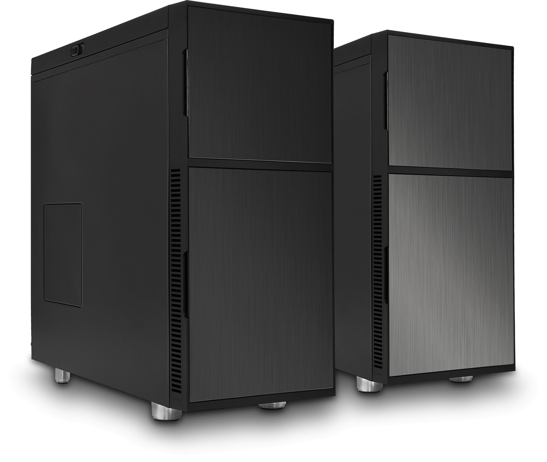 Nanoxia Deep Silence 1 Ultimate Low Noise Pc Cases