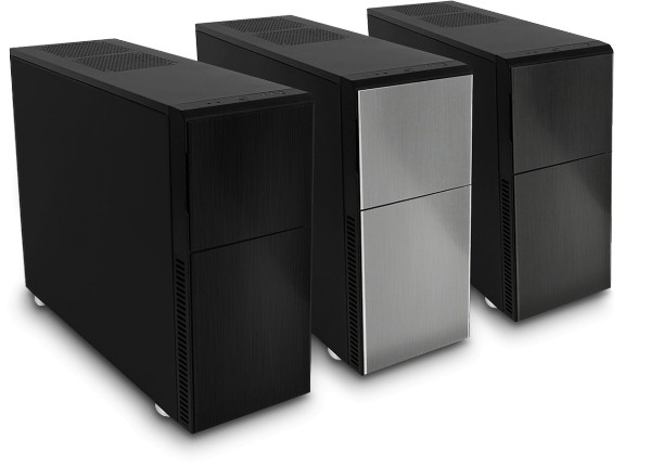 Nanoxia Deep Silence 2 Ultimate Low Noise PC Cases