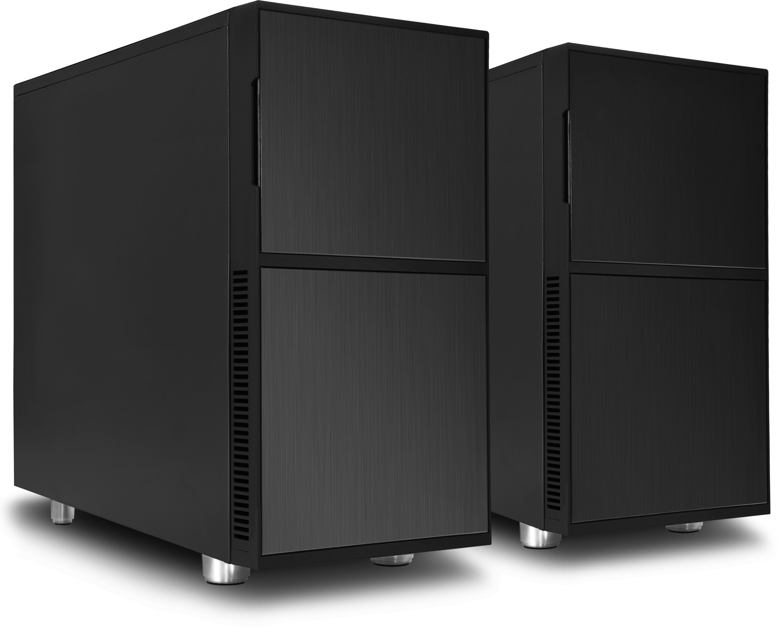 Nanoxia Deep Silence 4 Ultimate Low Noise mATX PC Cases