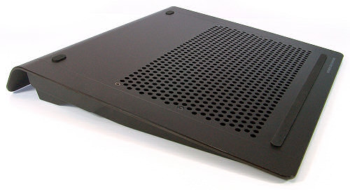 ... in desktop cooling solutions, Zalman have now designed cooling products specifically for laptop users: the ZM-NC1000 ultra-quiet notebook cooler.