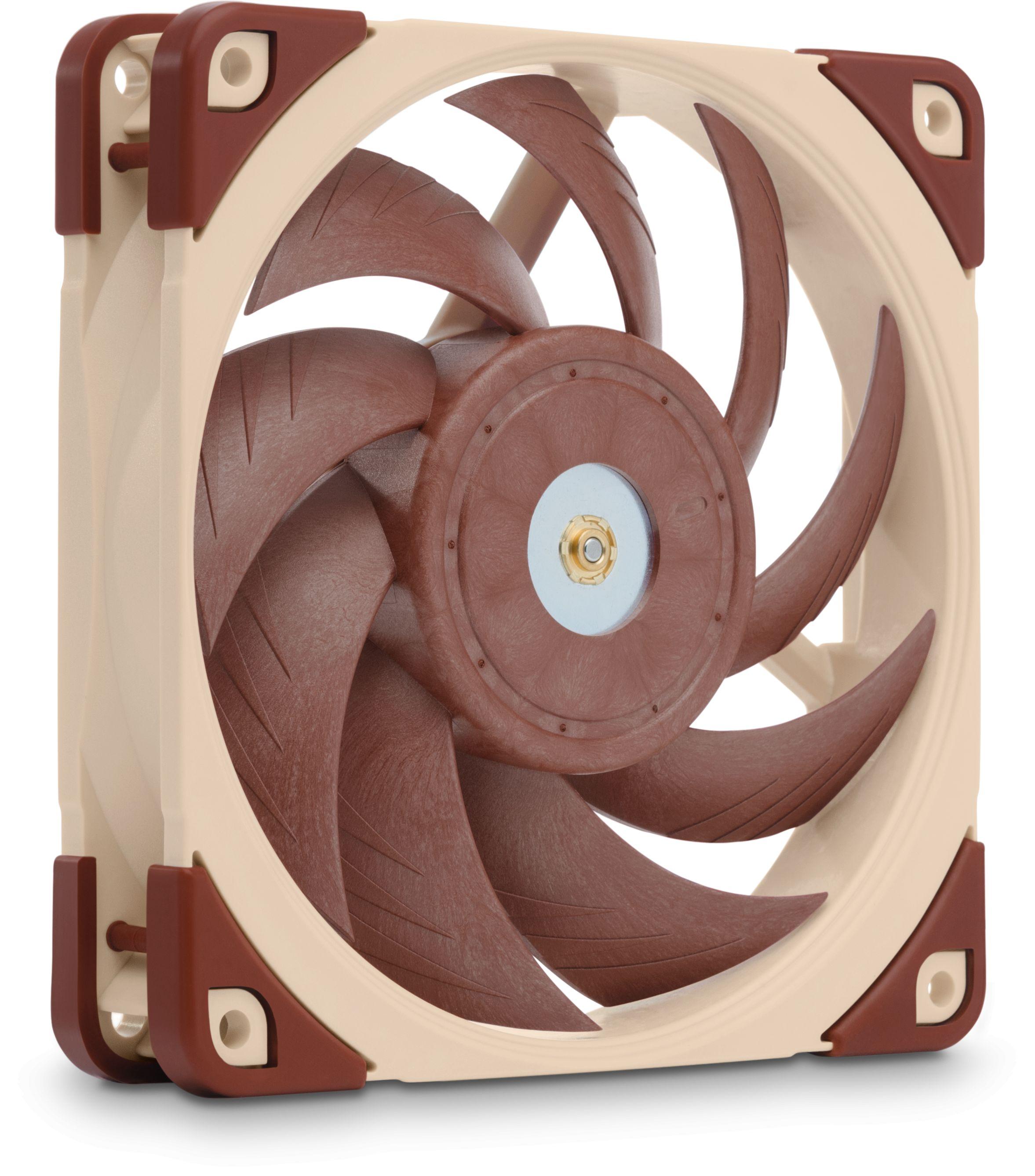 Noctua NF-P12 redux-900 900 RPM 3-Pin 120mm, Grey Ultra Quiet Silent Fan