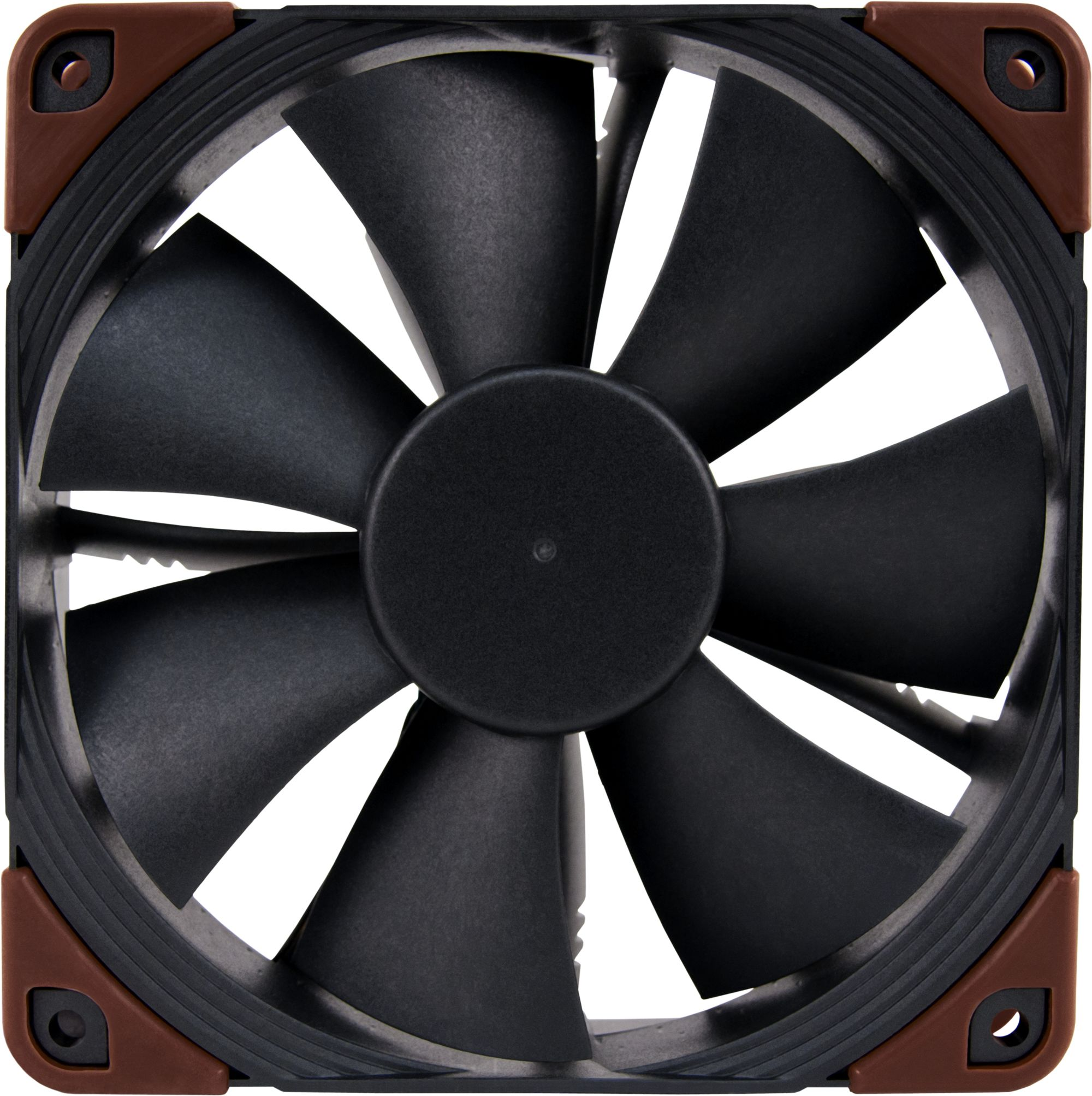 Nf F12 Ippc Pwm 12v 3000rpm 120mm High Performance Fan