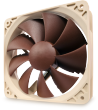Noctua NF-P12 Vortex-Control 120mm Quiet Case Fan