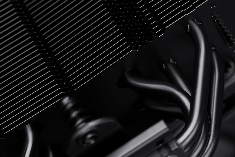 Noctua NH-U12S chromax.Black 120mm Single-Tower CPU Cooler Black