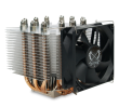 Mini Ninja Heatpipe CPU Cooler