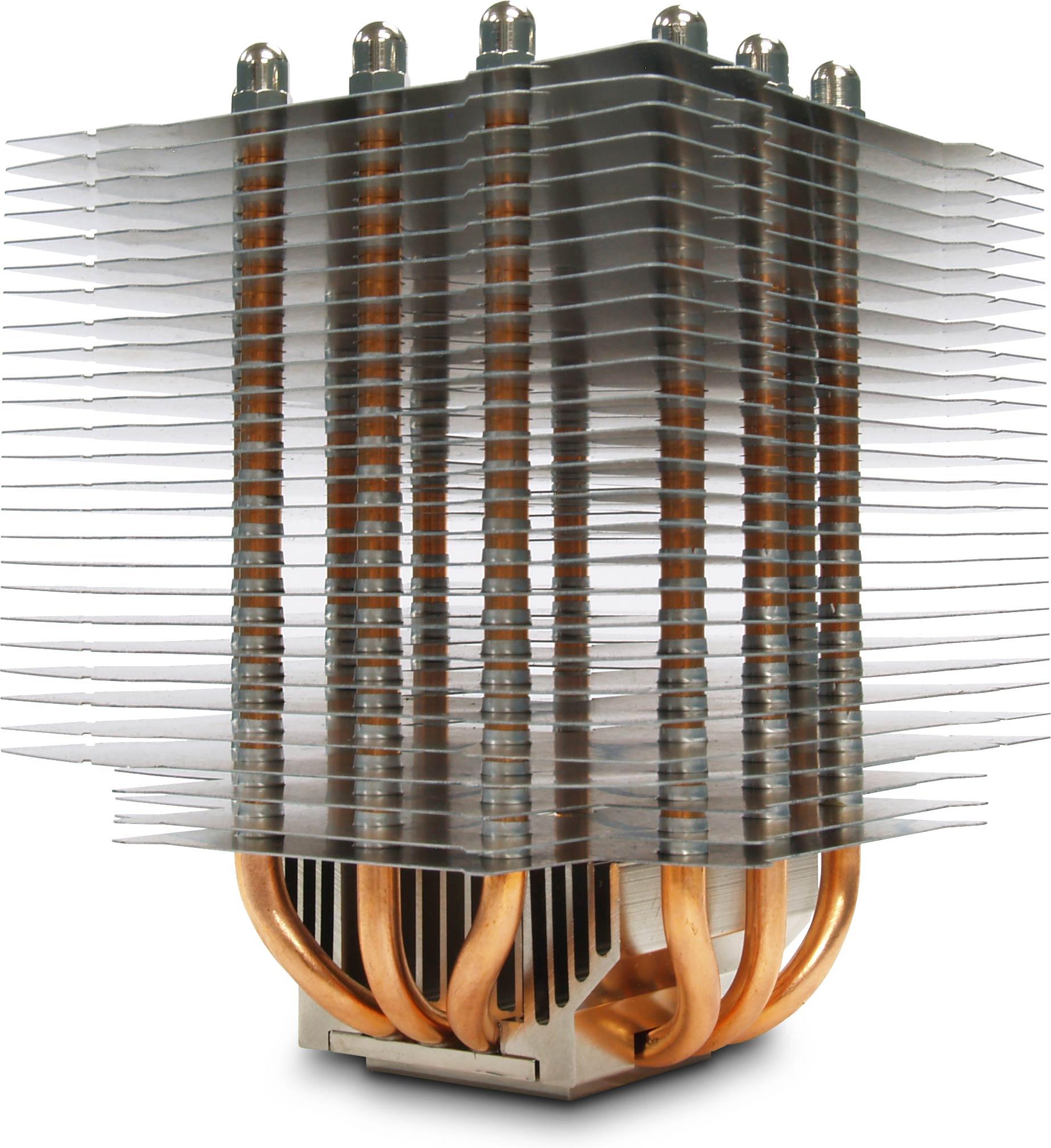 Ninja Ii Rev B Heatpipe Cpu Cooler With 120mm Fan