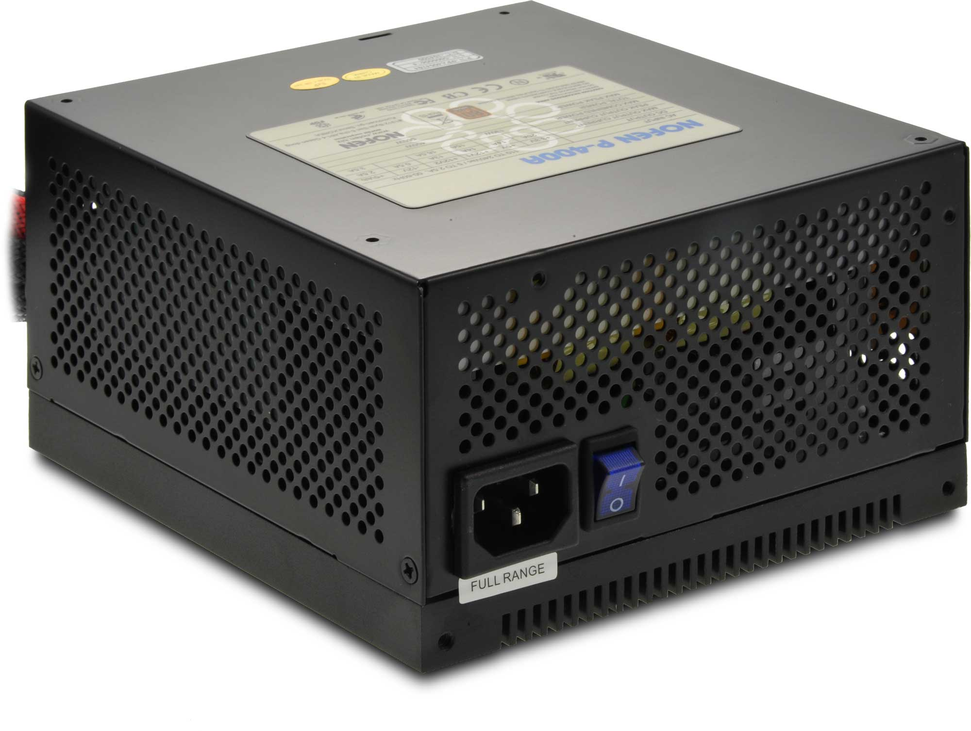 Power Supply Unit : P a silent w fanless power supply unit
